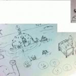 1初日、絵がうまくなりたい、漫画をうまくなりたければ毎日描け