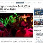ニューヨークの高校が マラソンダンス大会で(48万9千ドル=約4800万円)を集める。海外ニュース、 March 04, 2013