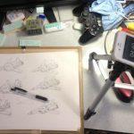 毎日描け、絵を描いているところを動画に撮影トライ|クロネコヤマト メール便が届く日数の目安、約4日ほど。宮崎ー東京、福岡ー東京、経営戦略のために一般メール便をわざと遅く配達していると思える