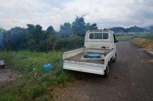 4トラック空っぽ