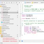 ゲームプログラム、swift3.0でCSVファイルを扱うのでSwiftCSVライブラリをゲットしたがエラーでまくり