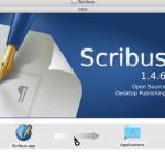 無料フリーのDTP(デスクトップ・パブリッシング)アプリ「Scribus」Mac,WIn