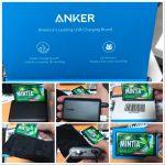 Anker PowerCore 10000 (10000mAh 最小最軽量 大容量 モバイルバッテリー)