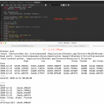 Mac版BlenderのPythonにPip、pandas_datareaderインストールしたメモ